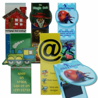 Be Spoke magnetic bookmarks